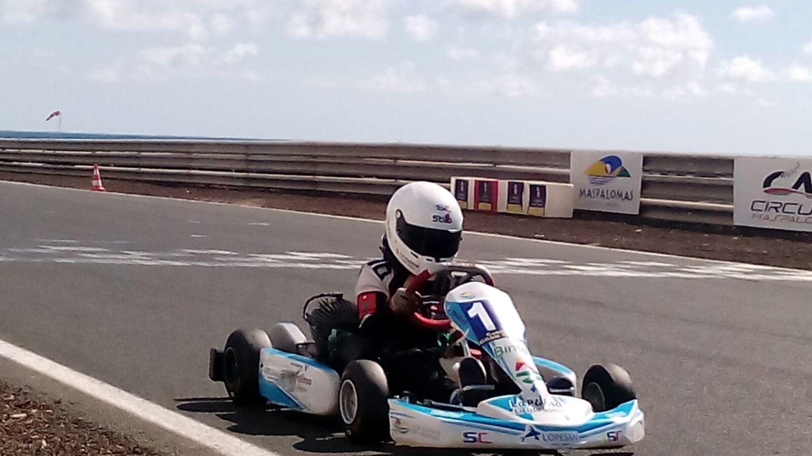 Circuito Karting : Trofeo de karting cabildo de gran canaria: Última cita del aÑo en el